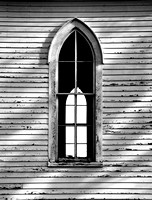 Battin Chapel Window